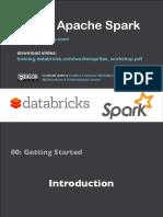Intro to Apache Spark .pdf