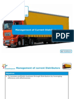Management of Current Distributors
