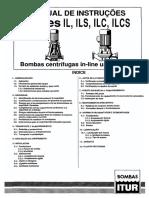 manual bomba Itur serie IL.pdf