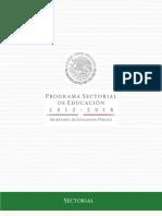Programa Sectorial de Educacion 2013 2018 Web.compressed 1c