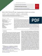 Macro-ATR-FT-IR spectroscopic imaging analysis of paint cross-sections.pdf