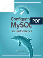 Configuring MySQL for Performance