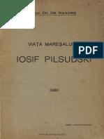 Viaţa Mareşalului Iosif Pilsudski