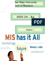 PPT Chapter 1 - Business Driven Information Technology