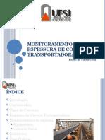 Manutenção Preditiva Correia Transportadora Fábio de Paiva Cota