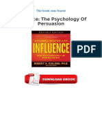 The Science Of Influence By Kevin Hogan Pdf