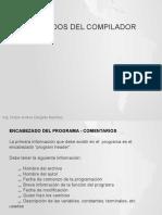 Comandos Del Compilador