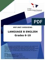 LanguageBEnglish6-10 MYP