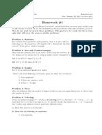 Algo Homework1