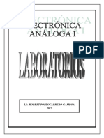 Laboratorios Analoga I 2017