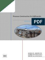 Resumen Proceso Constructivo.