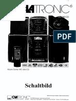 Clatronik Mc 063 CD Sm