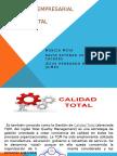 Exposicion Direccion Empresarial Calidad Total