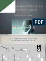 4. Fundamentos de la Señal de Audio ppt