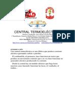 Central Termoeléctrica 99