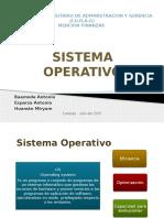 SistemaS OperativoS Computación