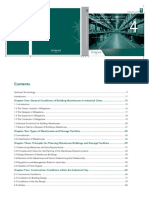 User's Manual and Construction Requirements for WareHouses in Industrial Cities