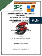 Tarea 4 Elementos Motor e