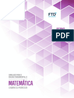 Simulado - FTD Educação - 9º Ano - Matemática.pdf