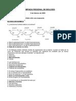 Examen Olimpiada Biologia 2009 PDF.doc