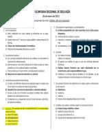 Examen Claves OLIMP 2012