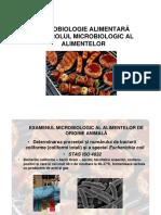 Microbiologie Alimentara Lp 3