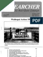 Peace Researcher Vol2 Issue01 June 1994