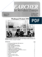 Peace Researcher Vol2 Issue04 Mar 1995