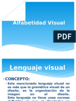 Alfabetidad Visual