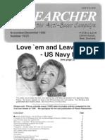 Peace Researcher Vol2 Issue19-20 NovDec 1999