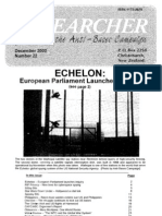 Peace Researcher Vol2 Issue22 Dec 2000
