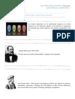 Linea Del Tiempo Patologia