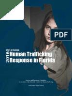 2016 Human Trafficking Response in Florida