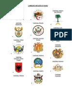 Lambang Negara Di Dunia - Internet