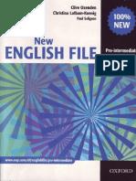 New.english.file 2005 Pre-Intermediate Students.book