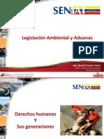 07 Legislación Ambiental y Aduanas (Gerencia Arancel Seniat)