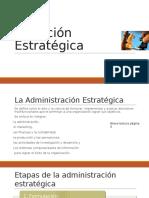 C1. Naturaleza Dirección Estratégica
