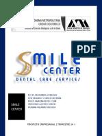 Proyecto Empresarial SMILE CENTER