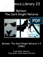 The Comics Library 23 - Batman - The Dark Knight Returns (1986).pdf