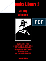 The Comics Library 03 - Sin City - Volume 1 (1991-1996).pdf
