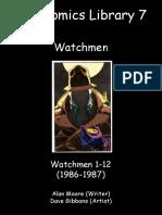 The Comics Library 07 - Watchmen (1986-1987).pdf