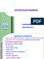 AE Ignition System pdf | Ignition System | Distributor
