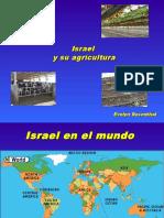 Israel y Su Agricultura