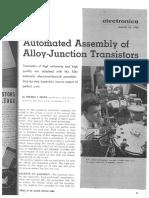 AssemblyAlloyJuncTransistors Electronics Mar1960