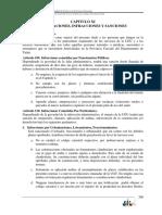 PLOT Regulaciones Infracciones y Sanciones