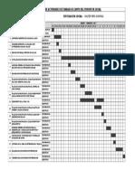 Cronograma de Trabajo Shiracmaca Huamachuco Previo