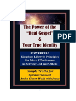 8.26 Free_ the Power of the Real Gospel and Your True Identity