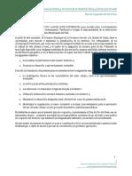 PLOT Plan de Ocupación de Territorio
