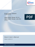Board Users Manual XMC4500 Relax Kit-V1 R1.2 Released[1]