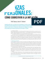 04 Garay Salazar Finanzas Personales Debates IESA XXI 1 Gerenciar en Inflación Ene Mar 2016